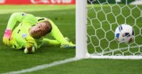 Joe Hart: Could not keep Bale's free-kick out
