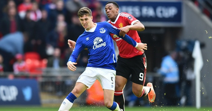 John Stones: Defender wanted by Jose Mourinho at Chelsea