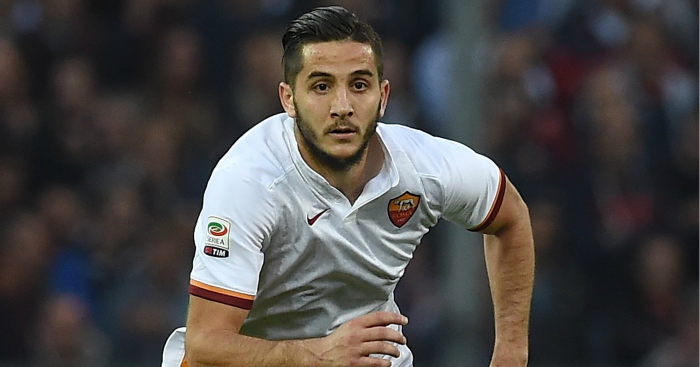 Kostas Manolas: Defender linked with Arsenal