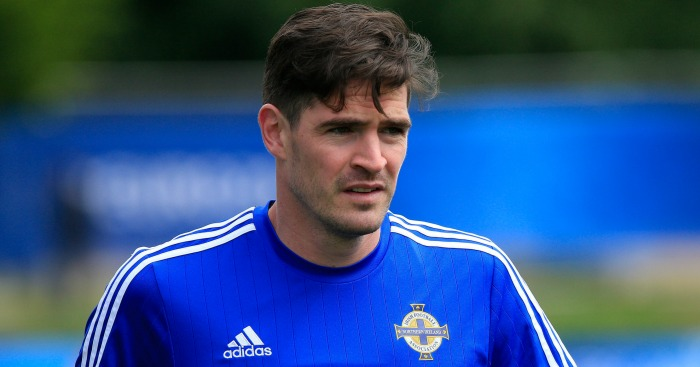 Kyle Lafferty: Talks up Northern Ireland's prospects