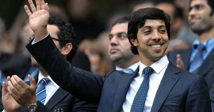 Sheikh Mansour: The man with the money for Man City
