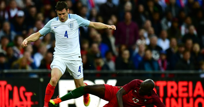 James Milner: Limited game time for England of late