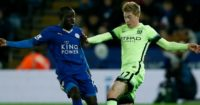 N'Golo Kante & Kevin De Bruyne: Both make our top five