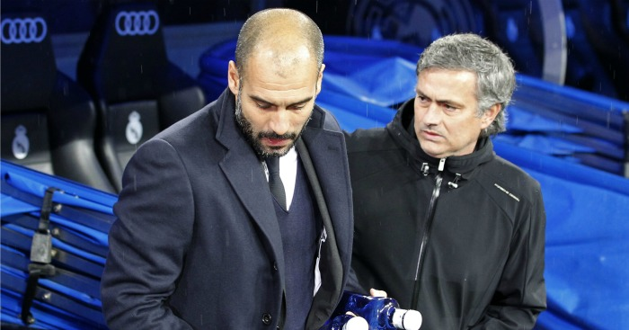 Jose Mourinho: Battling Pep for teen