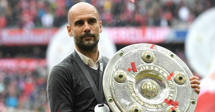 Pep Guardiola: Manager left Bayern having won double