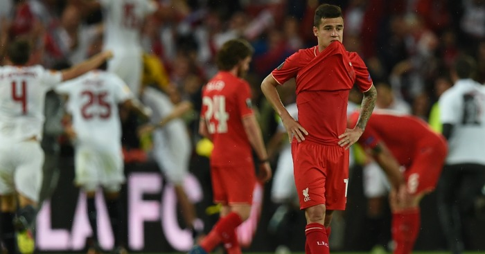 Philippe Coutinho: Midfielder linked with Barcelona