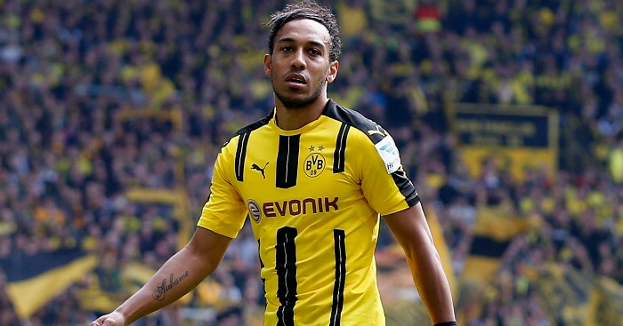 Pierre-Emerick Aubameyang: Was once watched by West Brom