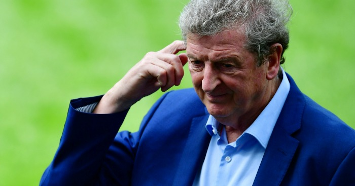Roy Hodgson: Retains support of FA chief executive
