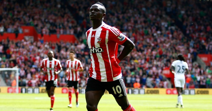 Sadio Mane: Attracting interest from Merseyside to Manchester