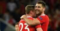 Sam Vokes: Striker started as Wales beat Northern Ireland