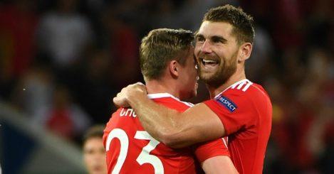 Sam Vokes: Striker started as Wales beat Northern Ireland
