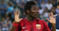 Asamoah Gyan: Failed Reading medical