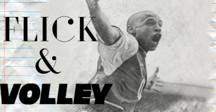 Henry volley