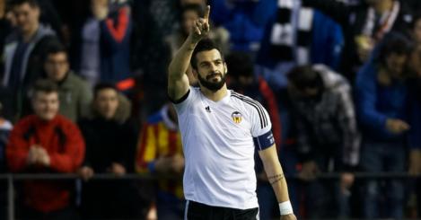 Alvaro Negredo: Striker won Premier League at Man City