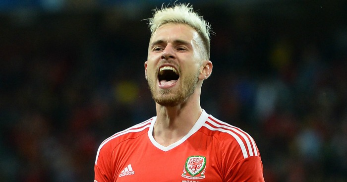 Aaron Ramsey: Wanted by Real