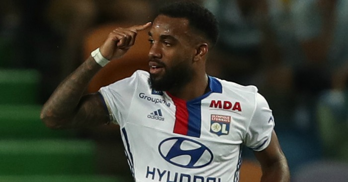 Alexandre Lacazette: Will leave 'at right time'