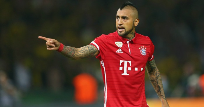 Arturo Vidal: Linked with Chelsea