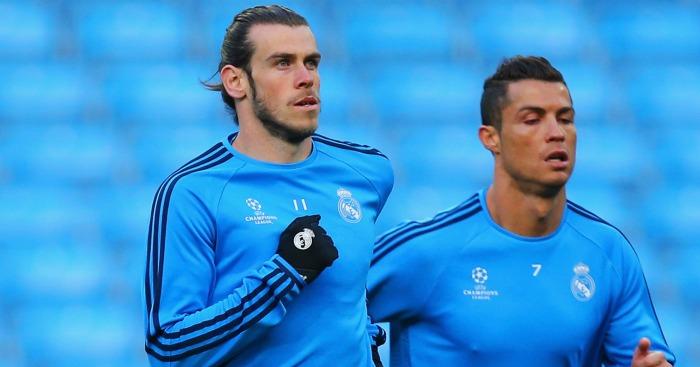 Gareth Bale: Faces team-mate Cristiano Ronaldo on Wednesday
