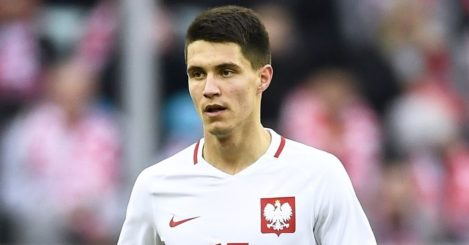 Bartosz Kapustka: Secures Leicester transfer