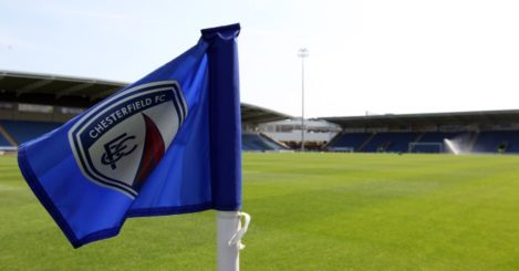 Chesterfield: Involved in fan raffle cover-up