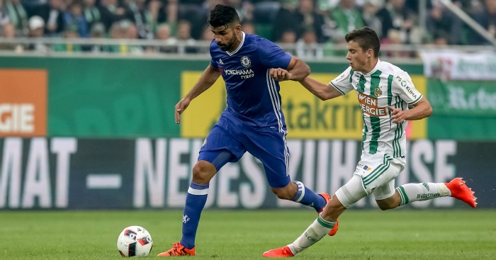 Diego Costa: Striker wanted by clubs in Europe