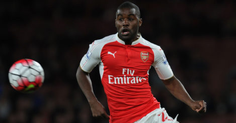 Joel Campbell: Forward sent out on loan this summer