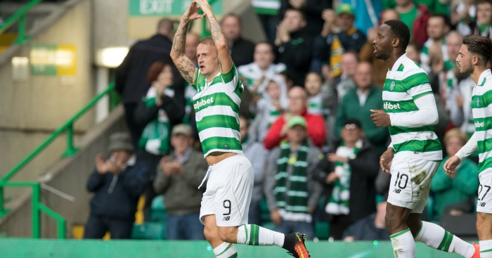 Leigh Griffiths: Accused of punching