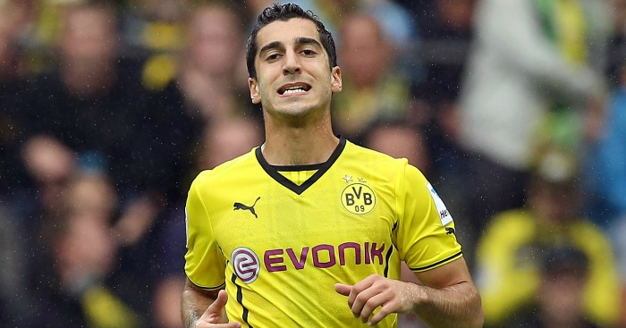 Henrikh Mkhitaryan: Set to sign for Man Utd
