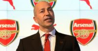 Ivan Gazidis: Responds to fans' criticism