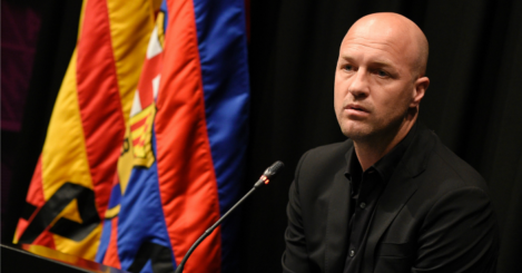Jordi Cruyff: Director of football at Maccabi Tel Aviv