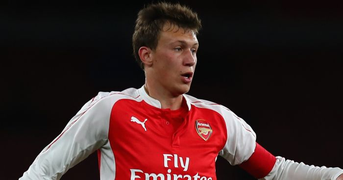 Krystian Bielik: Converted into centre-back