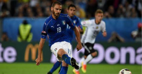 Leonardo Bonucci: Wanted by Pep Guardiola