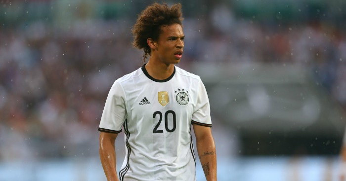 uk availability e6c44 94142 Schalke confirm Sane in Manchester to complete City move ...
