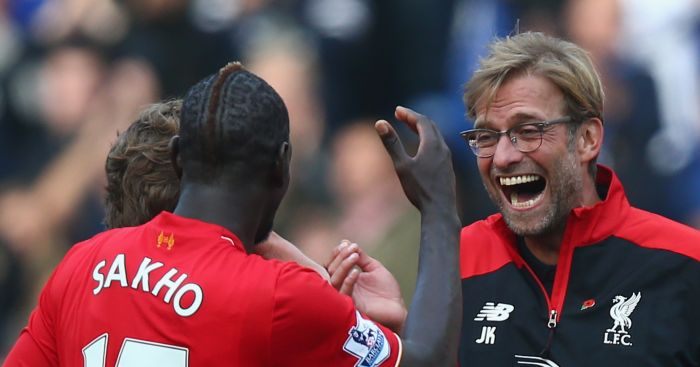 Mamadou Sakho: Loaned out to Crystal Palace