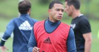 Memphis Depay: On the fringes