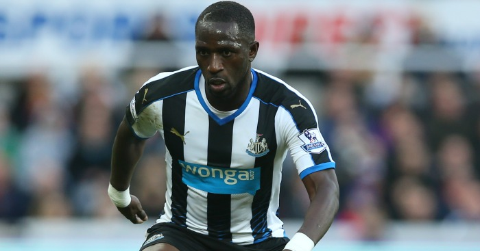 Moussa Sissoko: Hopes to quit Newcastle this summer