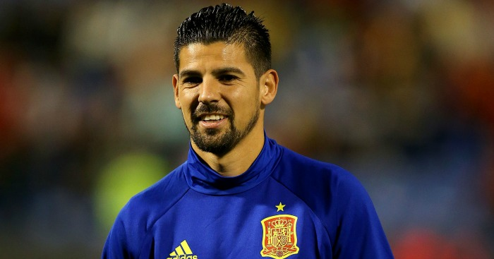 Nolito: Signs four-year deal at City