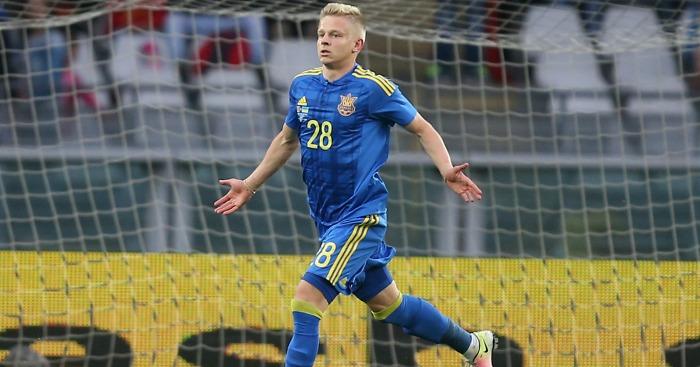 Oleksandr Zinchenko: Winger impressed at Euro 2016