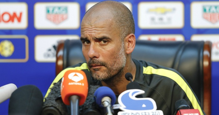 Pep Guardiola: Boss expected to turn City into contenders