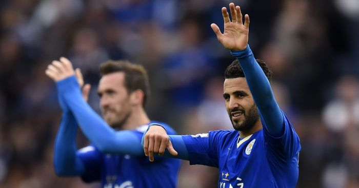 Riyad Mahrez: Waving goodbye to Leicester?