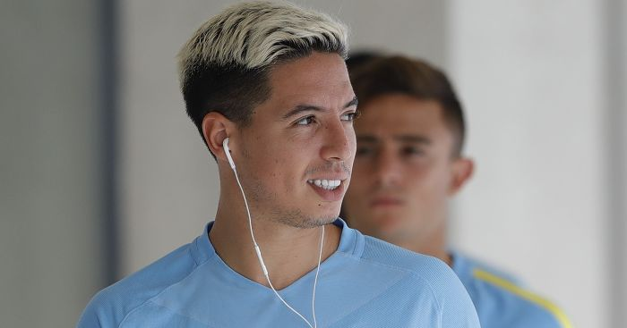 Samir Nasri: Future in doubt at Manchester City