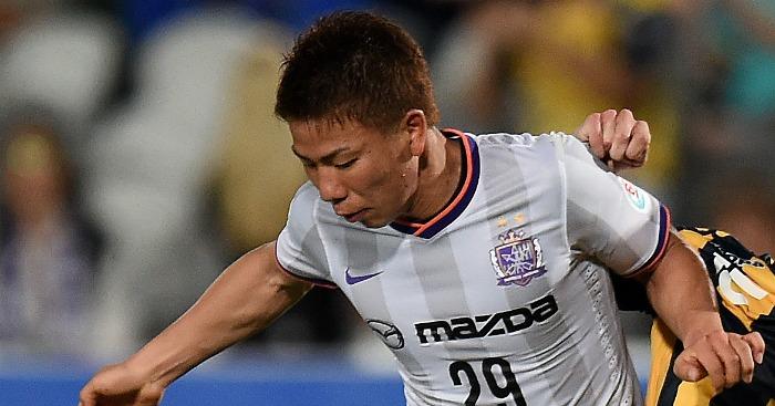Takuma Asano: Signed for Arsenal