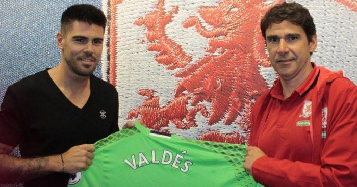 Victor Valdes: Among Middlesbrough's summer signings