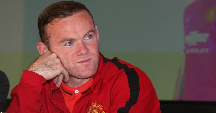 Wayne Rooney: Keen to impress his new manager
