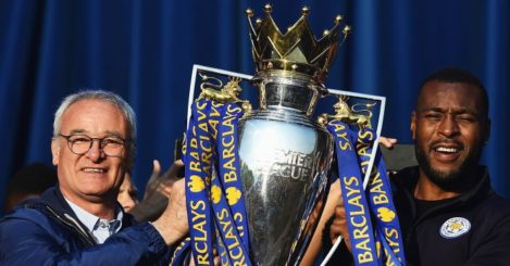 Wes Morgan: Commits future to Leicester