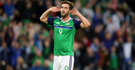 Will Grigg: Striker nominated among 37 players