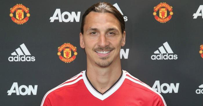 Zlatan Ibrahimovic: Striker has joined on free transfer