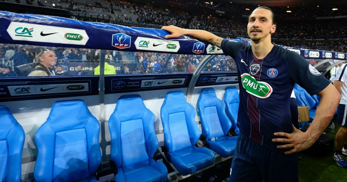 Zlatan Ibrahimovic: Striker has completed Man Utd switch