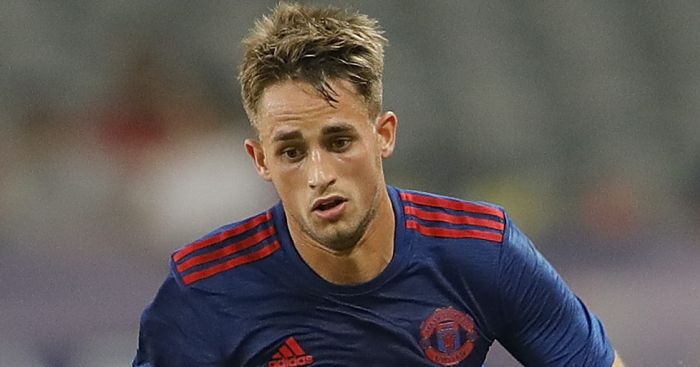 Adnan Januzaj: Not happy with Man United treatment