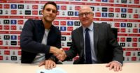 Alex McCarthy: Goalkeeper with Les Reed